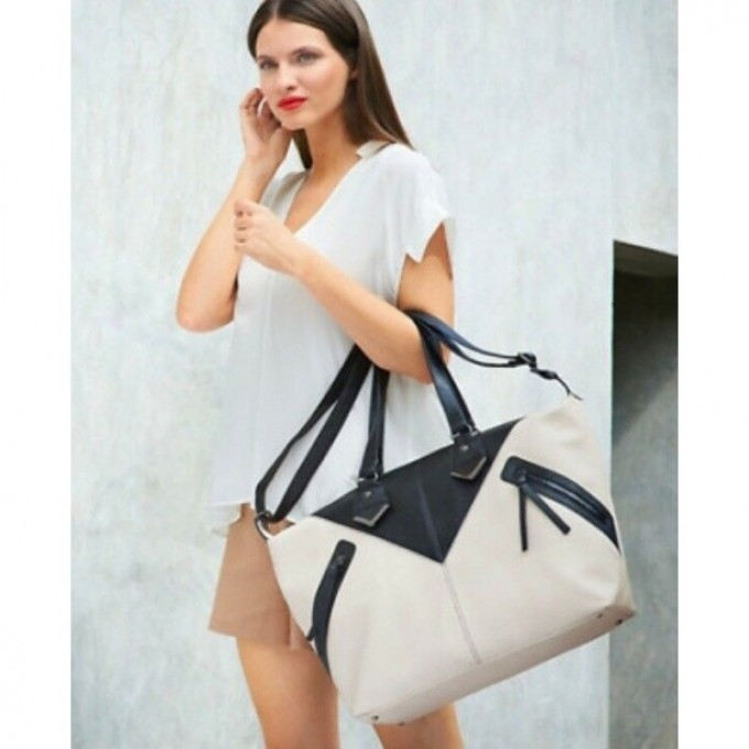 Дамска чанта Casa Di Rosa Belfiore Weekender
