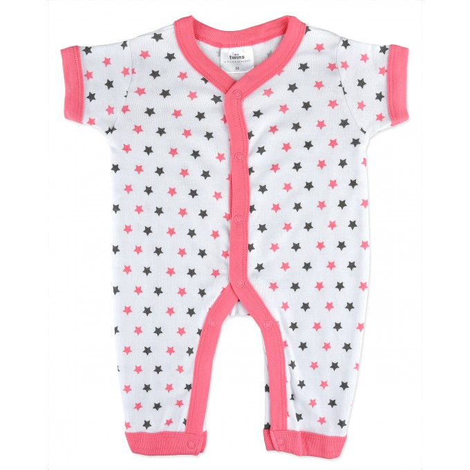 Комплект бебешки пижами TWINS